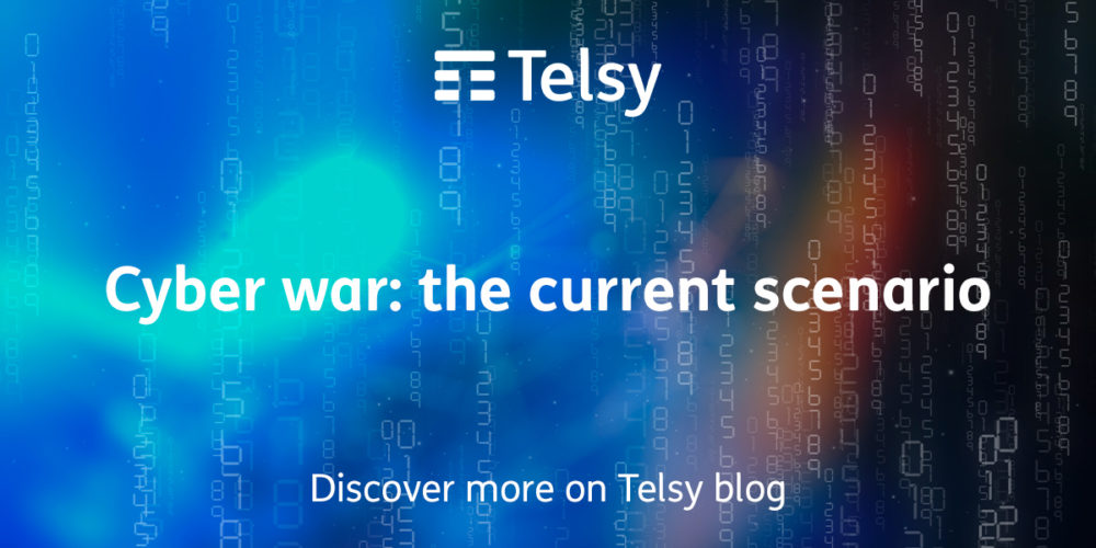 Cyber war: the current scenario