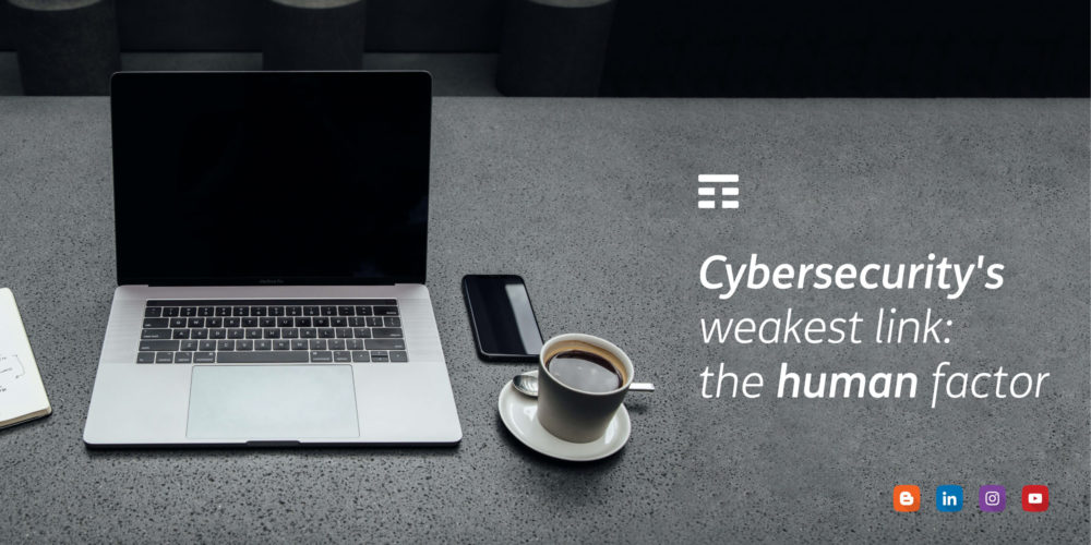 Cybersecurity's weakest link: the human factor