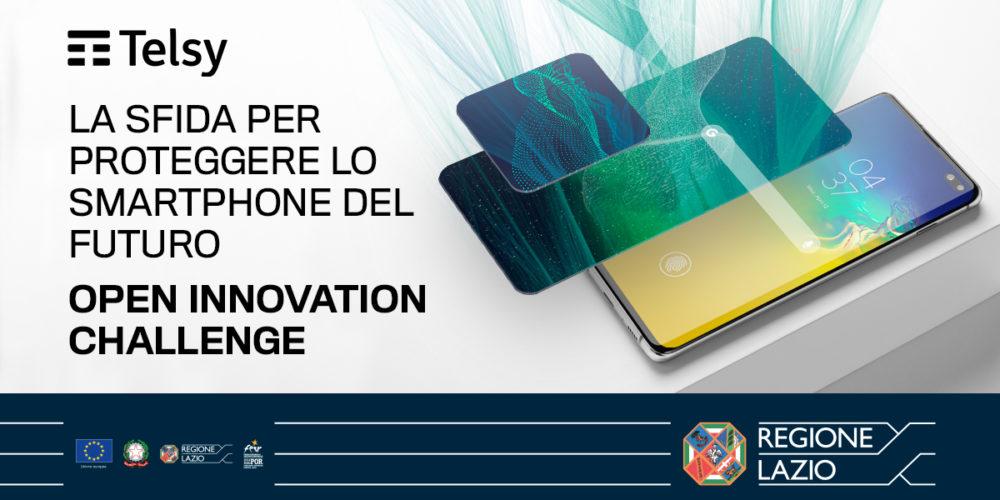 Telsy partecipa all'Open Innovation challenge della Regione Lazio