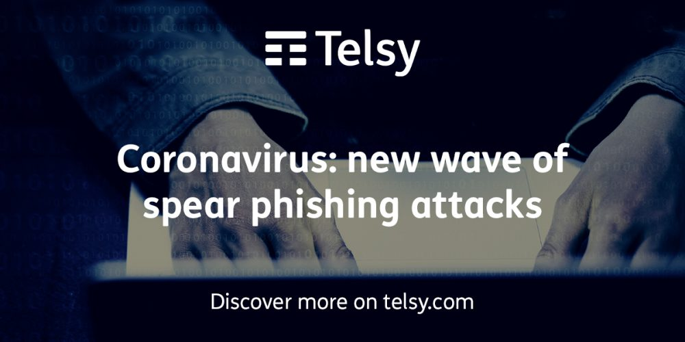 A new campaign of phishing attacks to steal personal data reported