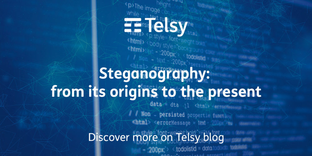 Steganography: from its origins to the present