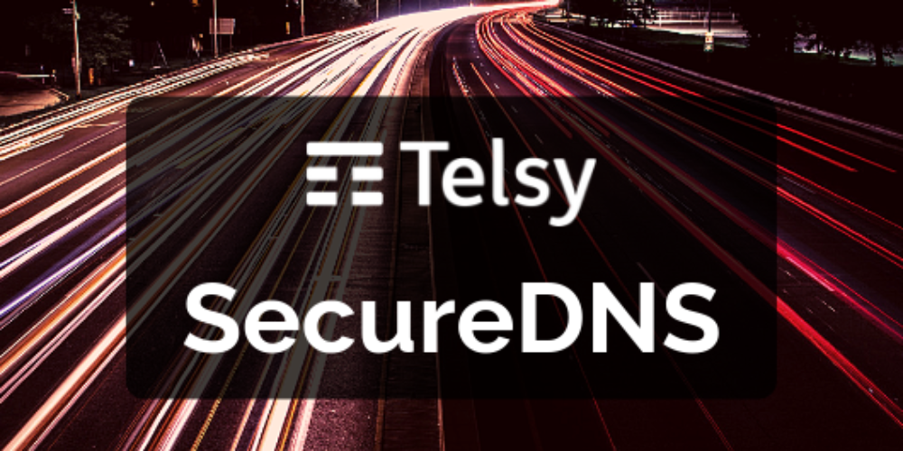 Telsy launches SecureDNS. The first freely available italian DNS service aimed at Privacy and Internet Security.